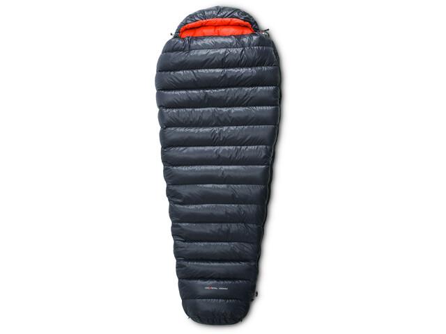 Y by Nordisk V.I.B. 250 Sleeping Bag L black/red